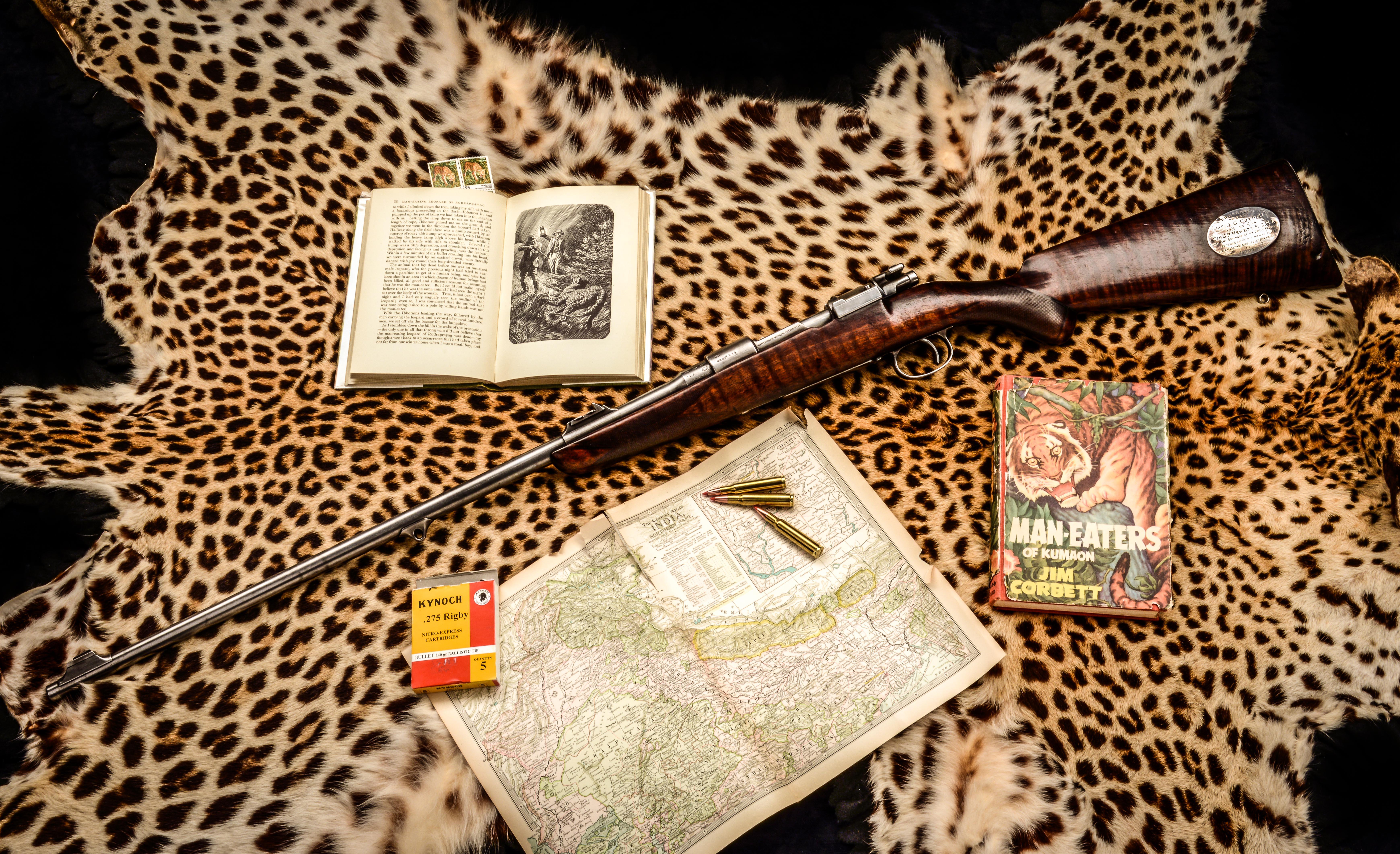 History - John Rigby & Co