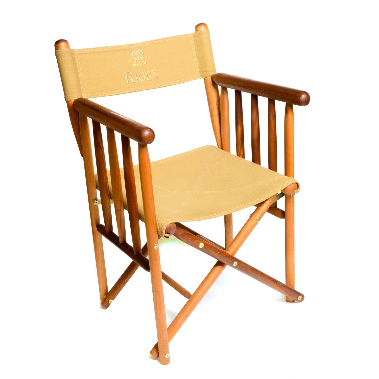 Charmant Rigby Safari Chair