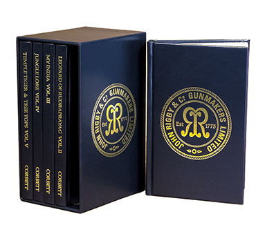 rigby corbett books